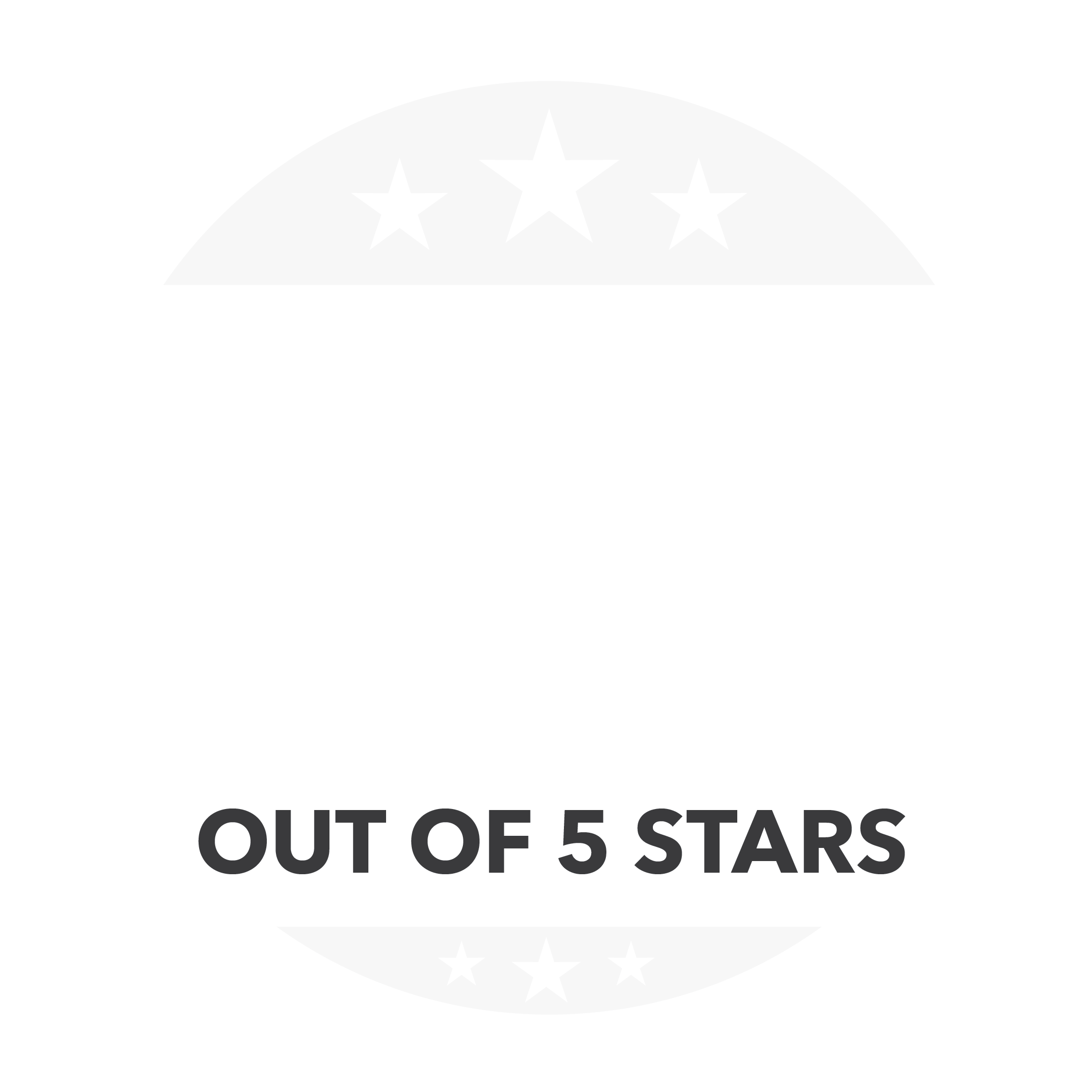 4.89 stars our average client rating